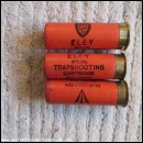 12G R.T.O. ELEY SPECIAL TRAPSHOOTING ORANGE  [INERT]