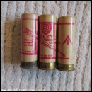 12G R.T.O. ELEY ROCKET CARTRIDGE  [INERT]