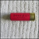 12G BOSS & CO GUNMAKERS CARTRIDGE  [INERT]