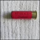 12G BOSS & CO LONDON CARTRIDGE  [INERT]