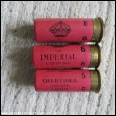 12G CHURCHILL THE IMPERIAL PINK CARTRIDGE  [INERT]
