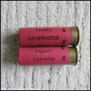 12G CHUBBS GAMEMASTER PINK CARTRIDGE  [INERT]