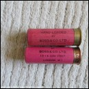 12G R.T.O. BOSS & CO CORK ST PINK CARTRIDGE  [INERT]
