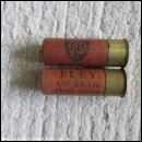 "10G R.T.O. ELEY 5/8"" BRASS CARTRIDGE  [INERT]"