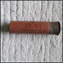 "10G R.T.O. ELEY GASTIGHT 3 1/4"" CASE CARTRIDGE  [INERT]"