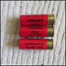 12G ELDERKINS PREMIER RED CARTRIDGE  [INERT]