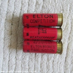 12G ELTON COMPETITION CARTRIDGE  [INERT]