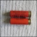 12G R.T.O. WILLIAM EVANS PALL MALL TYPE 2 CARTRIDGE  [INERT]