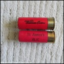 12G EVANS ST JAMES H.V.  CARTRIDGE  [INERT]
