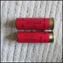 12G ELEY HYMAX  CARTRIDGE  [INERT]