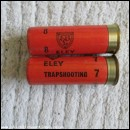 12G ELEY TRAPSHOOTING CARTRIDGE  [INERT]