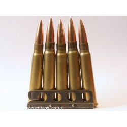 Lee Enfield 303 Charger Stripper Clip & Inert rounds