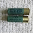12G R.T.O. ELEY WESTMINSTER BLUE PRINT CARTRIDGE  [INERT]