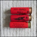 12G FRANCIS & DEAN HY-BIRD MARK 11 BRIGHT RED CARTRIDGE  [INERT]