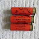 12G R.T.O. FLETCHERS THE GLOUCESTER SPECIAL LOAD CARTRIDGE  [INERT]