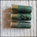 12G GAMEBORE TRADITIONAL GAME 15mm BRASS CARTRIDGE  [INERT]