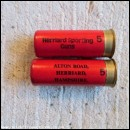 12G HERRIARD SPORTING GUNS CARTRIDGE  [INERT]