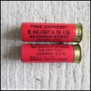 12G R.T.O. HALLIDAY THE EXPRESS CARTRIDGE  [INERT]