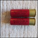 12G R.T.O. HOLLAND BADMINGTON DARK RED CARTRIDGE  [INERT]