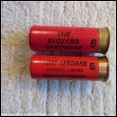12G  LINDARS THE BUZZARD CARTRIDGE  [INERT]