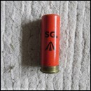 12G R.T.O. ELEY SG. ORANGE CARTRIDGE  [INERT]