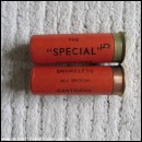 12G THE SPECIAL SMOKELESS CARTRIDGE  [INERT]