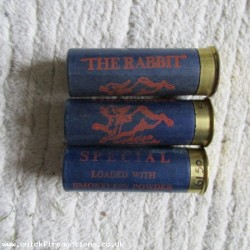 12G R.T.O. THE RABBIT SPECIAL CARTRIDGE  [INERT]