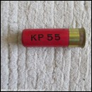 12G R.T.O. KENYON POLICE 55 CARTRIDGE  [INERT]