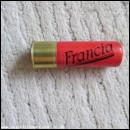 16G R.T.O. FRANCIA RED CARTRIDGE  [INERT]