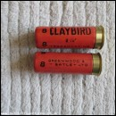 12G GREENWOOD & BATLEY CLAYBIRD  CARTRIDGE  [INERT]
