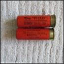 12G R.T.O. GIBBS THE FIELD CARTRIDGE  [INERT]