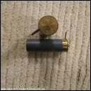12G R.T.O. PIN-FIRE M.G.M. MUNITIONS CARTRIDGE  [INERT]