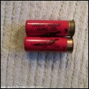 12G JASON ABBOT GUNS CARTRIDGE  [INERT]