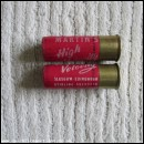 12G R.T.O. MARTINS HIGH VELOCITY CARTRIDGE  [INERT]