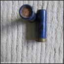 12G R.T.O. ELEY SG. BLUE CARTRIDGE  [INERT]