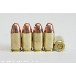 .380 ACP / 9mm Browning Inert Rounds