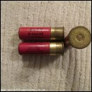 8G R.T.O. ELEY 8 GAUGE E-K ICI 23mm BRASS CARTRIDGE  [INERT]