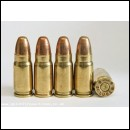 .30 Luger Inert 7.65x21mm Bullets