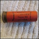 12G R.T.O. INGLES CARTRIDGE   [INERT]