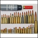 Inert Bullet Collection x50 Rounds