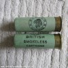 12G R.T.O. KYNOCH BRITISH SMOKELESS CARTRIDGE  [INERT]
