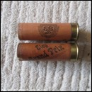12G ELEY GRAND PRIX EMPTY FIRED CASE