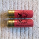 12G R.T.O. GEVELOT GALLIA PINK CARTRIDGE  [INERT]