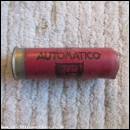 12G AUTOMATICO  EMPTY FIRED CASE