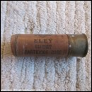 12G ELEY GAS-TIGHT LONDON  EMPTY FIRED CASE