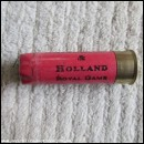 12G  HOLLAND & HOLLAND ROYAL GAME  EMPTY FIRED CASE