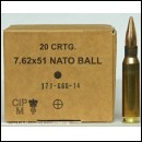 GGG 7.62mm NATO Rounds AIAW Accuracy International Sniper