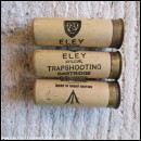 12G R.T.O. WAR-TIME ISSUE ELEY SPECIAL TRAPSHOOTING WHITE  [INERT]