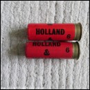 12G HOLLAND & HOLLAND LARGE SIZE PRINT CARTRIDGE  [INERT]