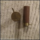 12G R.T.O. PIN-FIRE ELEY NOBEL CARTRIDGE  [INERT]